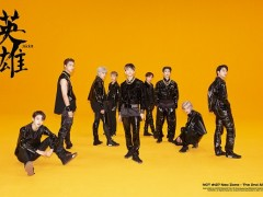 NCT 127凭正规2辑摘得韩国各大专辑周榜桂冠